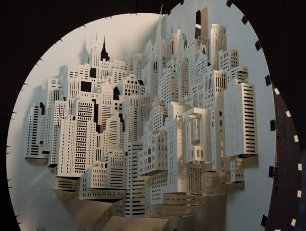 Origamic Architecture Maria B Sino